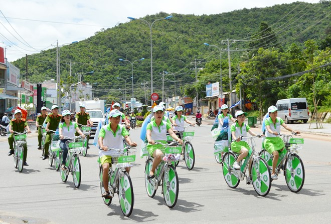 Hình bài viết Chiến dịch du lịch xanh ở Phú Quốc