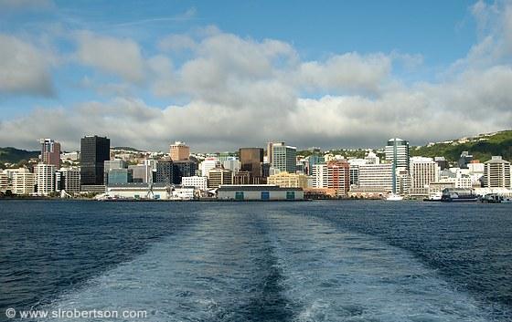 Du lịch Newzealand – Thành phố Wellington