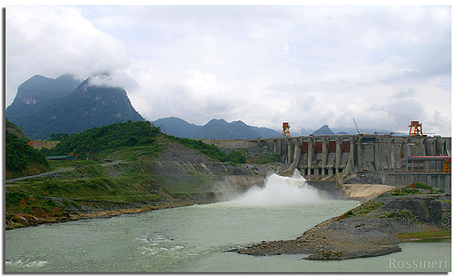 Hình ảnh Thủy điện Na Ha