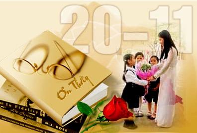 Cảm Nghĩ Về Ngày Nhà giáo Việt Nam 20 - 11